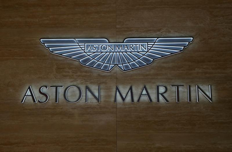Aston Martin Unveils Sports Car For The Skies At Airshow Reuters