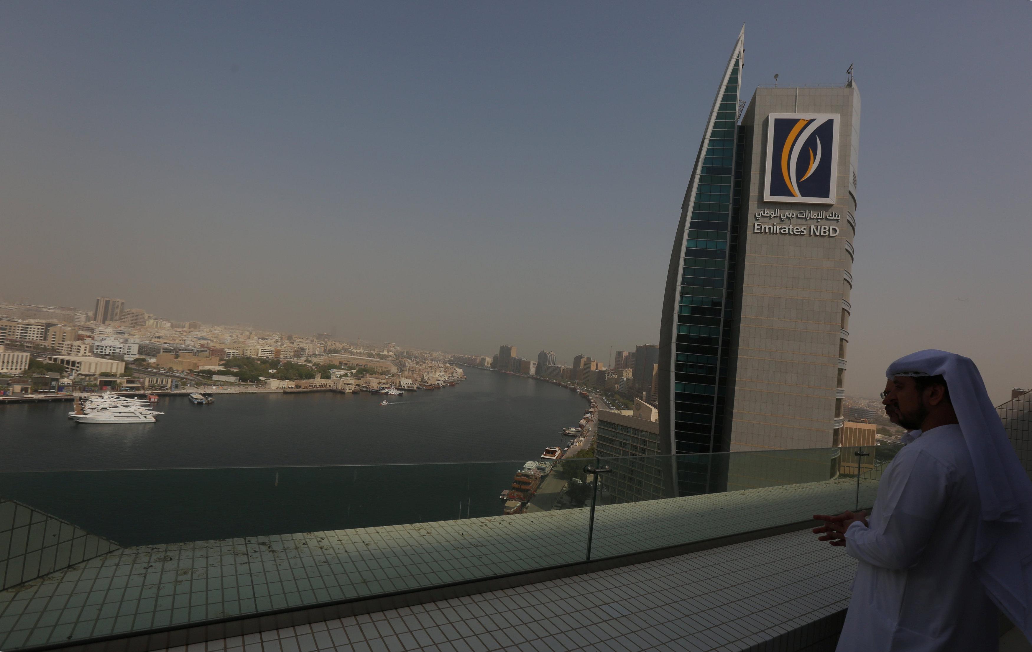Dubai recipe for economic success looks stale as markets slump - Reuters
