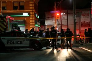 Gunman opens fire in Toronto