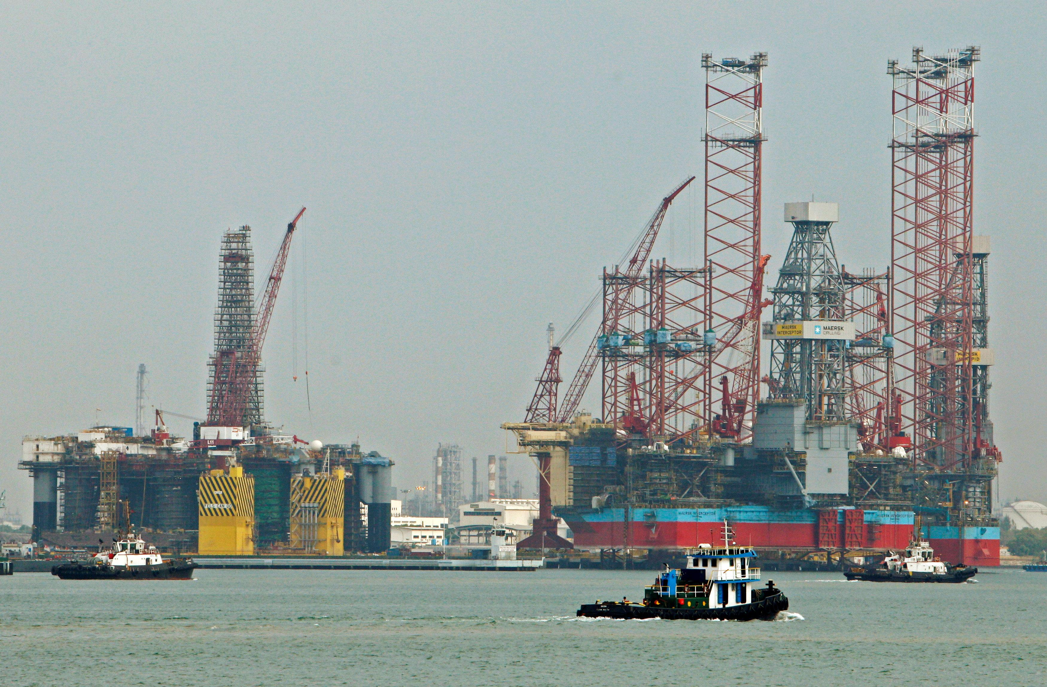 Singapore's offshore industry recovering, but no return to glory days