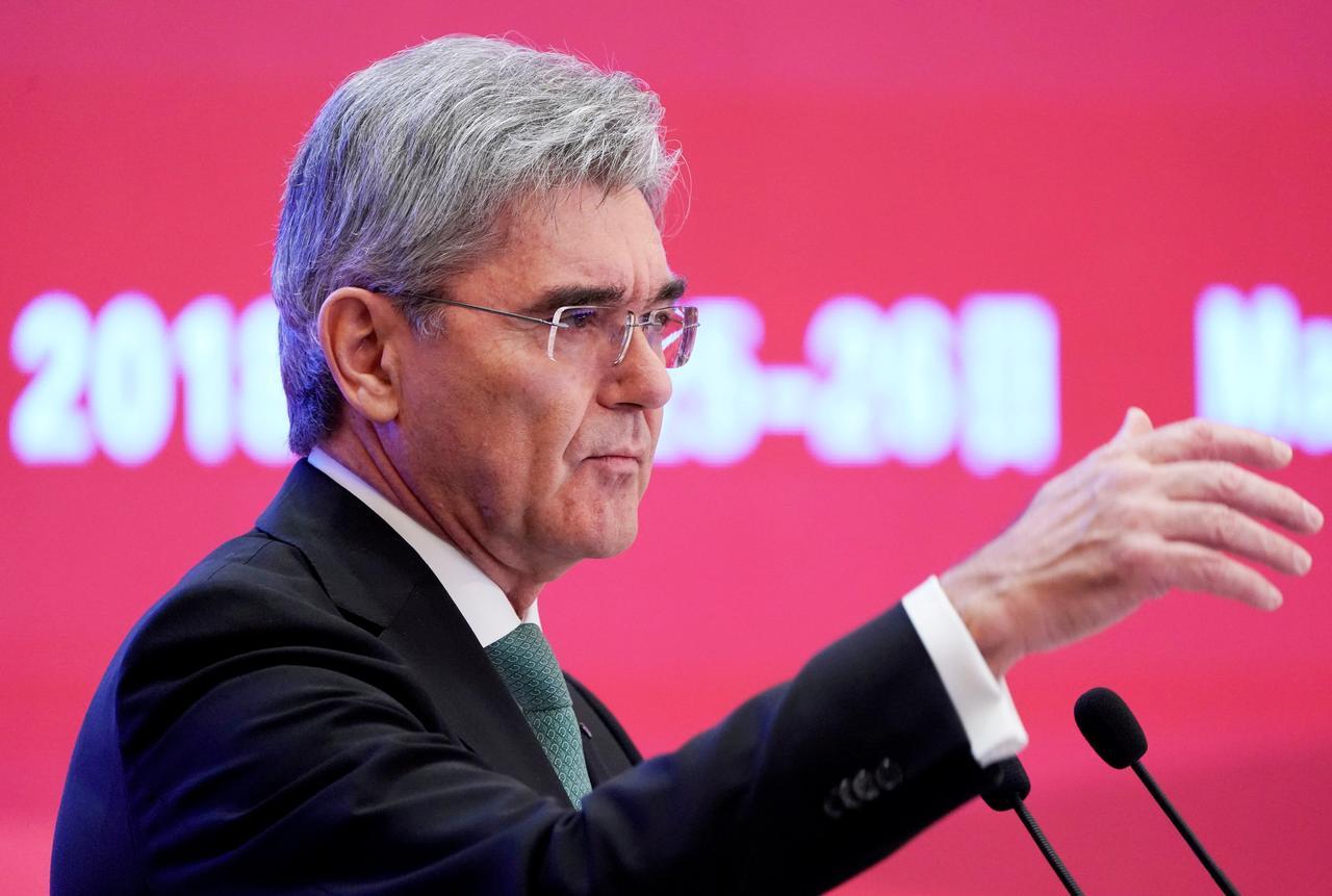 Siemens lifts profit goals under new Vision 2020+ strategy - Reuters