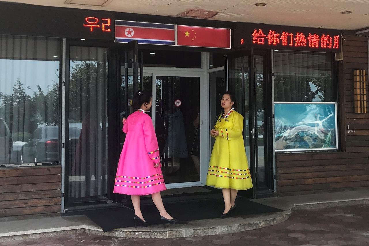 Image result for Hopes of N.Korea economic reform spur surge in Chinese tourism