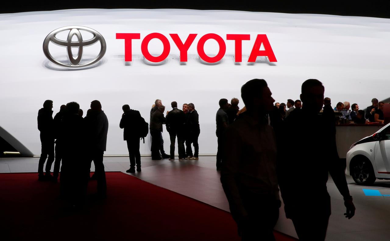 Facing US Tariff Threat Toyota Warns Car Costs Could Rise Reuters - Toyota show car