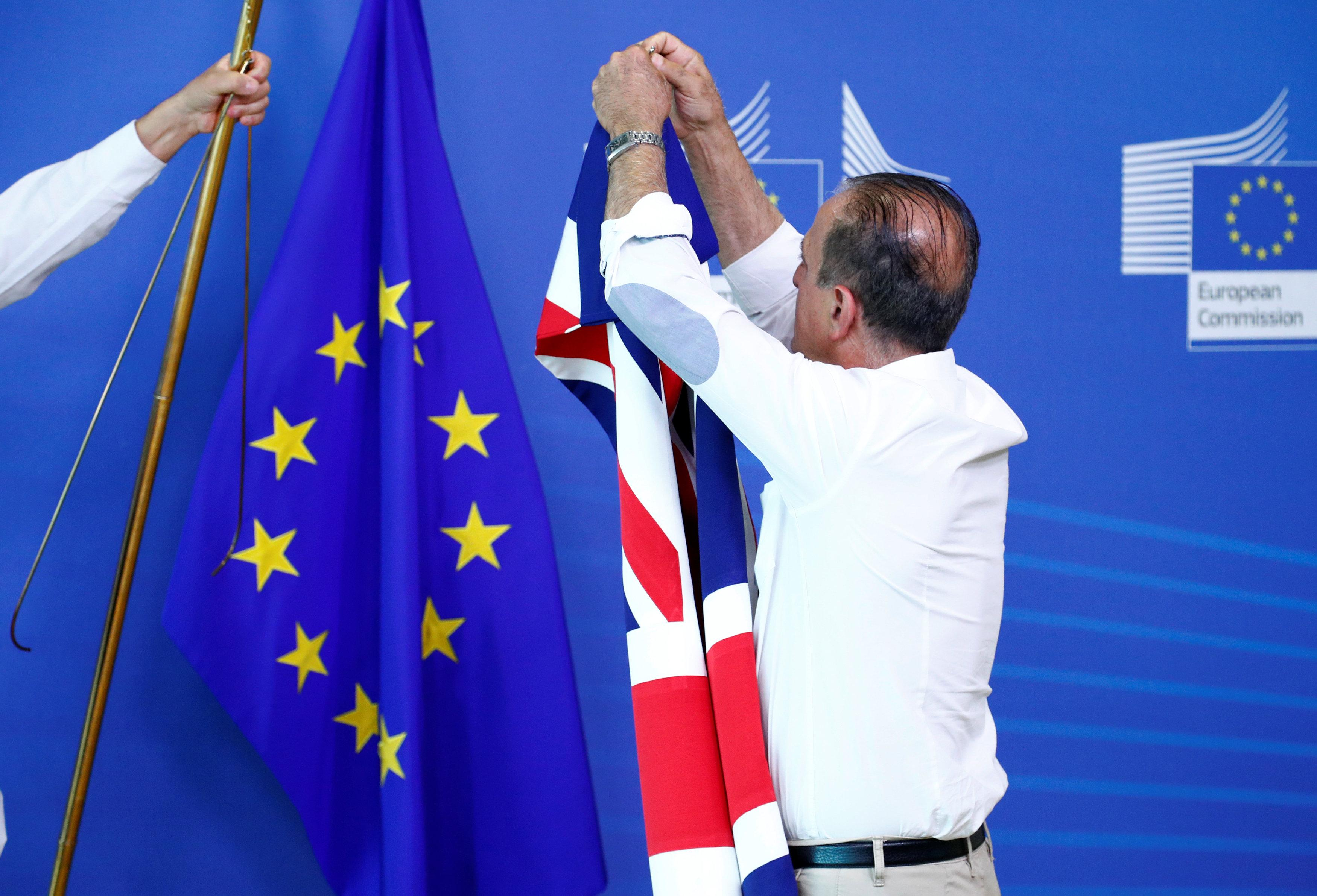 Timeline - Brexit at breaking point? Diary dates for Britain's EU departure