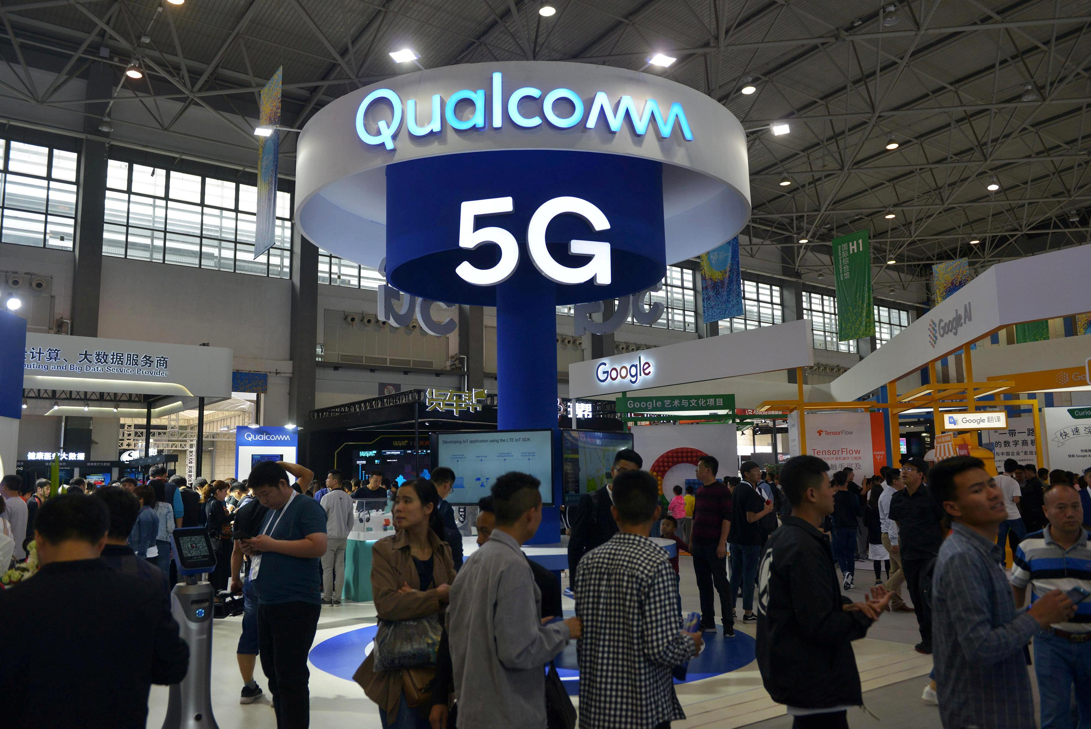 Qualcomm settles anti-trust case with Taiwan regulator for $93