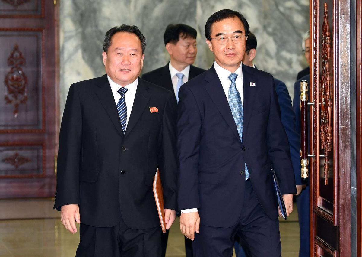 North, South Korea agree on third summit in North in September | Reuters