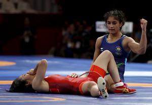 India at Asian Games 2018