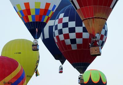 World Hot Air Balloon Championship