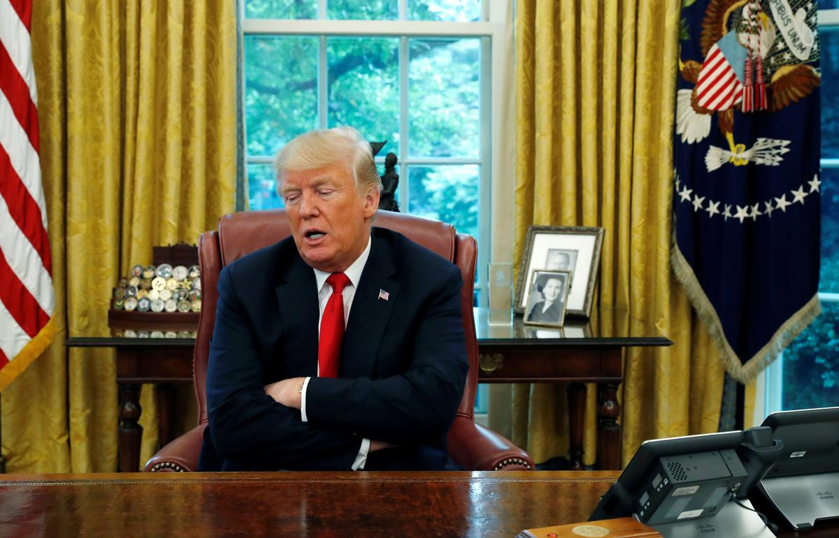 Exclusive: Trump is worried that Mueller interview could be a...