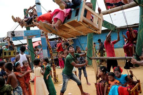 Celebrating Eid in Rohingya refugee camps