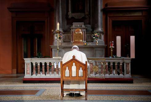 Pope Francis visits Ireland