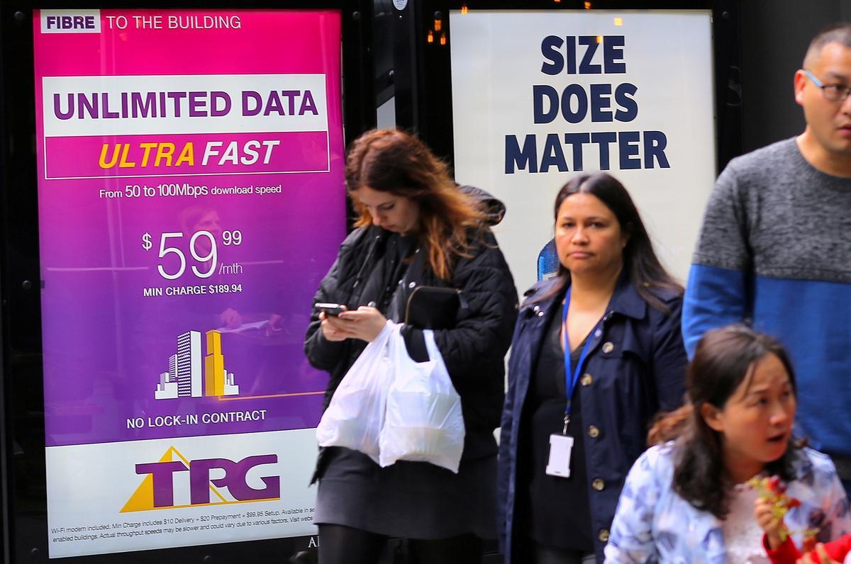 Australia's TPG Telecom, Vodafone Unite to Take on Rivals
