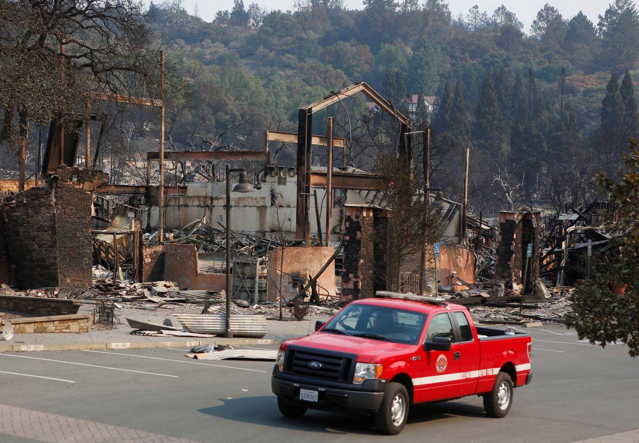 California lawmakers pass bill on PG&E wildfire liability