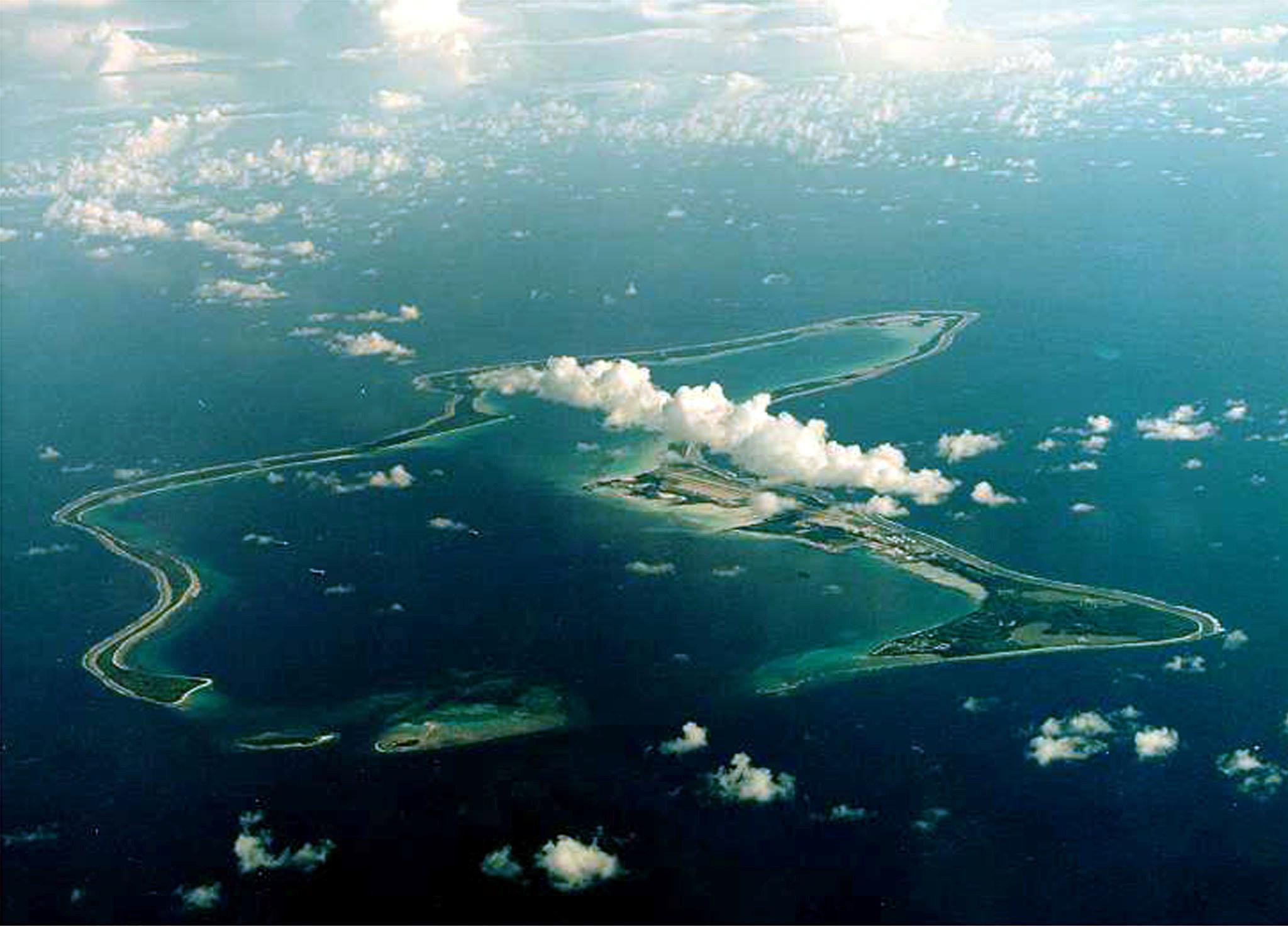World Court weighs Britain's claim to Chagos Islands