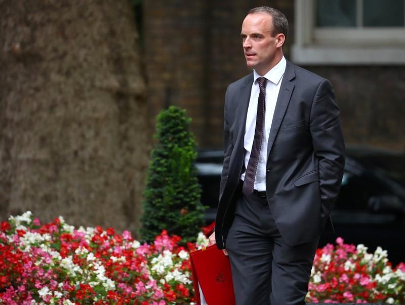 UK's upbeat Brexit progress report given short shrift by parliament