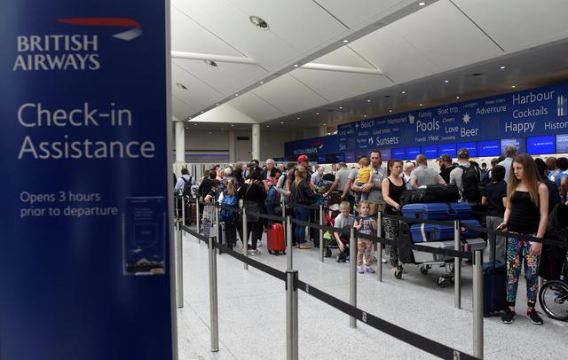 BA apologizes after 380,000 customers hit in cyber attack - Reuters