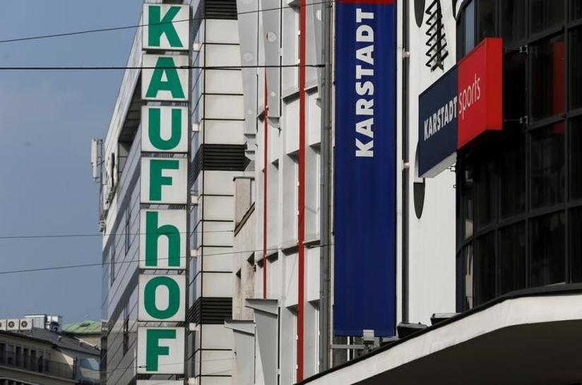 9b832d62db768 Erzrivalen Kaufhof und Karstadt schmieden Bündnis - Reuters