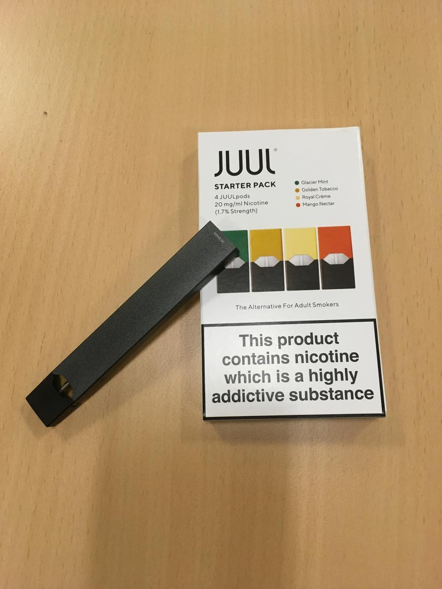 FDA proposed crackdown on flavored e-cigs puts Juul on