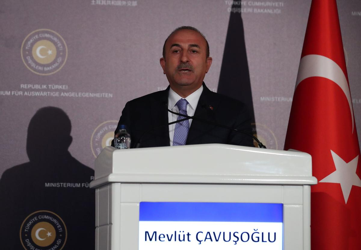 Turkey is working to reach ceasefire in Syria's Idlib: foreign...