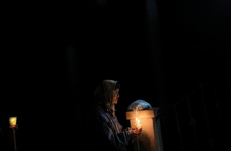 Image result for Christian pilgrims pray for miracles at Bulgarian holy site