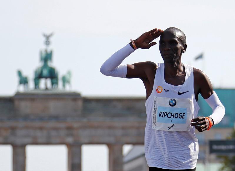 Berlin Marathon Kipchoge