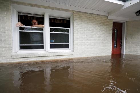Hurricane Florence strikes Carolinas
