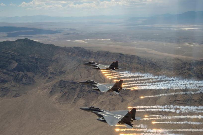 U S  Air Force seeks sharp growth to stay ahead of China