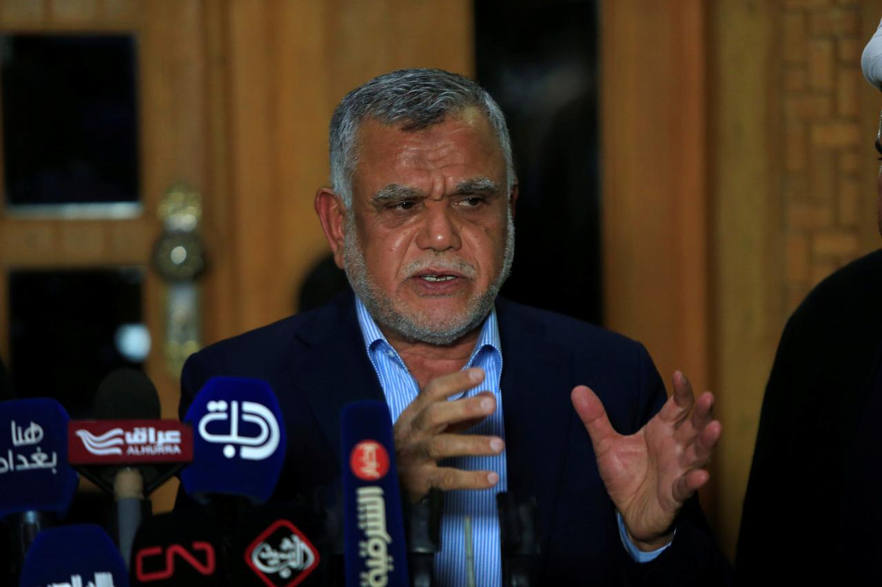 Iraq Shi'ite paramilitary leader al-Amiri withdraws candidacy for PM ?m=02&d=20180918&t=2&i=1305533873&r=LYNXNPEE8H0MH&w=1280