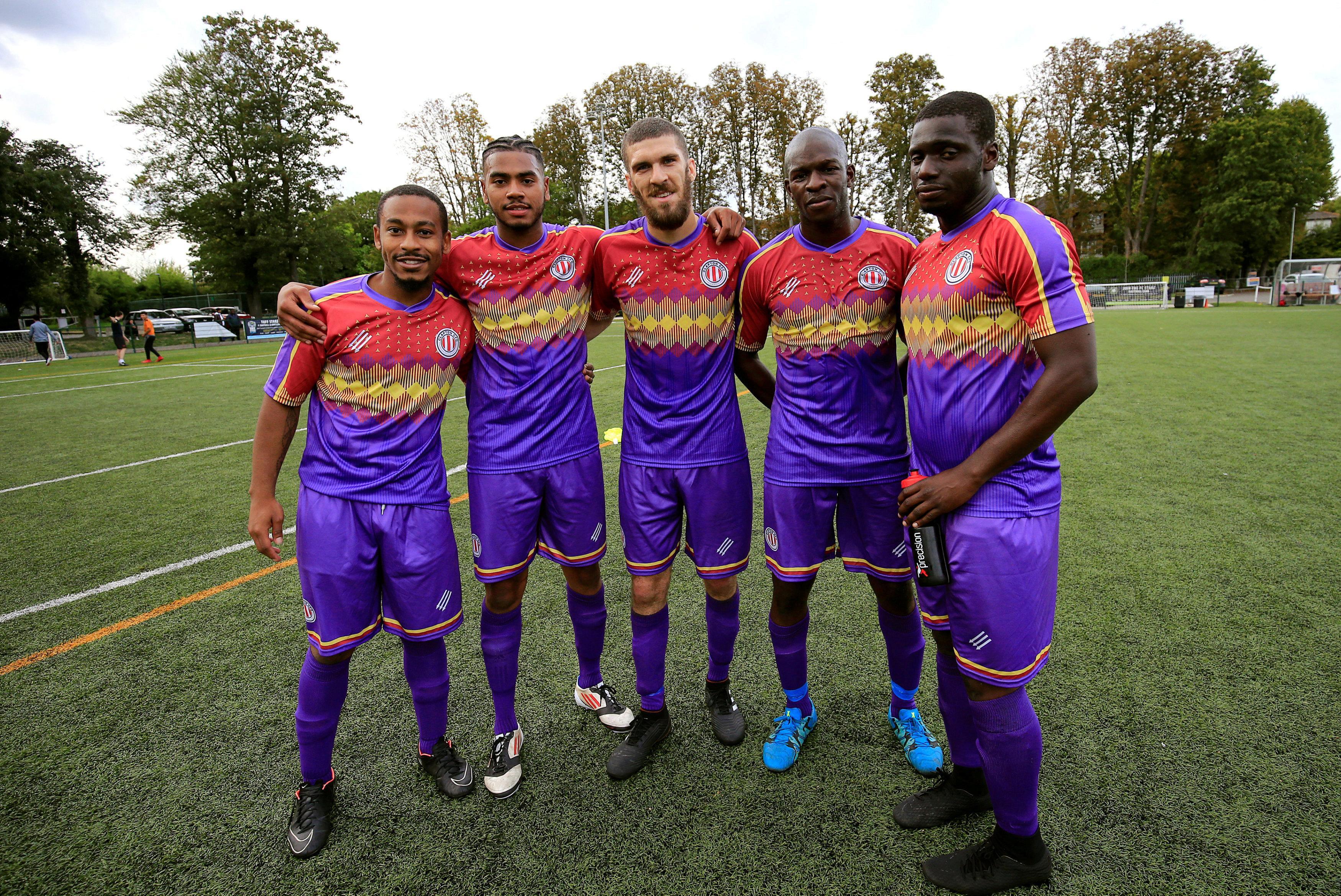 No Pasaran London Football Team Sells Out Of Spanish Civil War