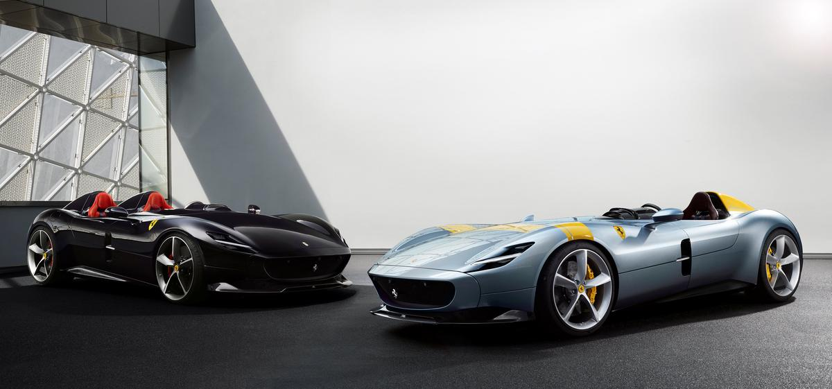 Ferrari Past Models More Than 60 Years Of Cars Ferrari Com >> Ferrari Plans 15 New Models Suv To Deliver Earnings Growth Reuters
