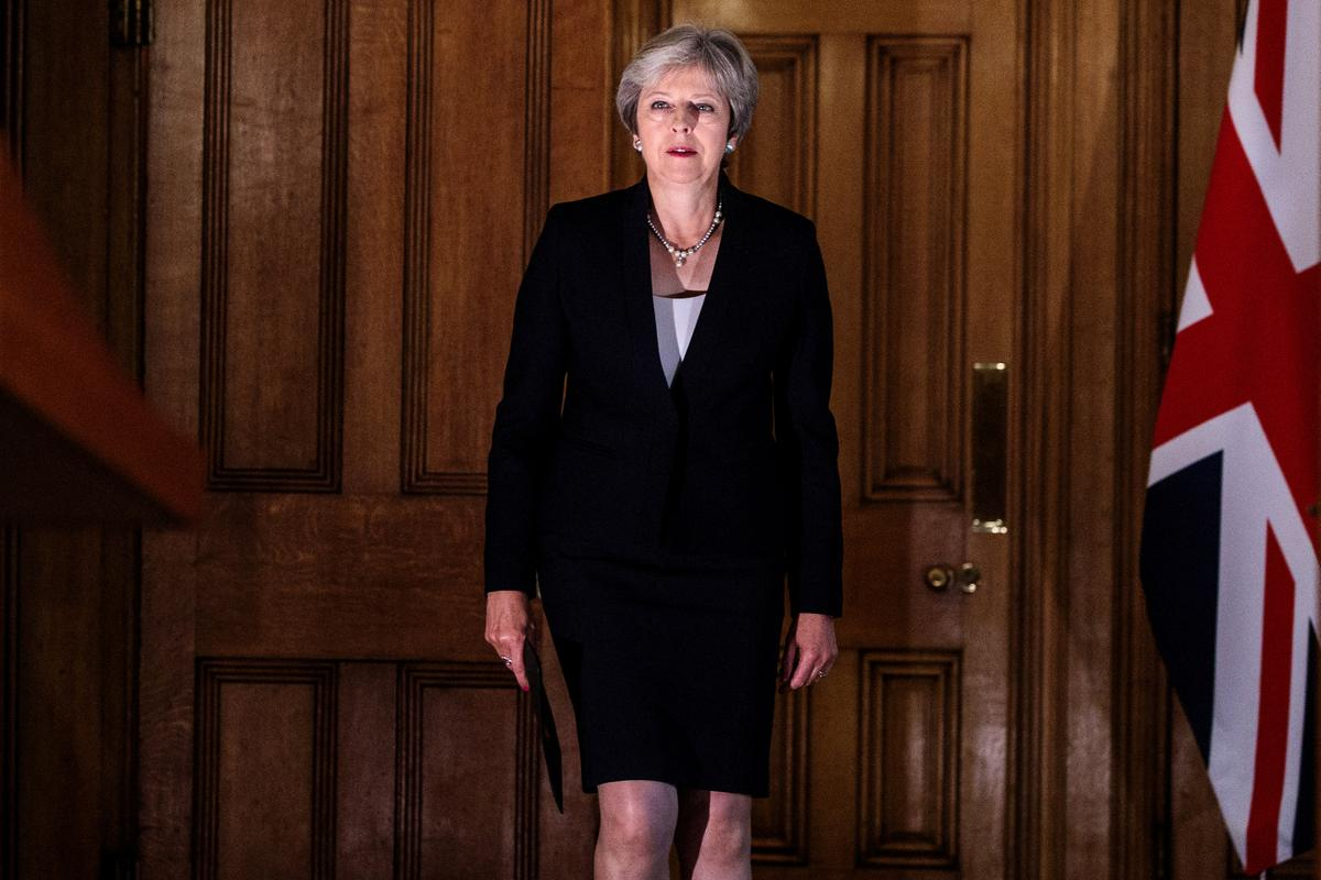 PM May, EU leaders need to look at room for movement on Brexit -UK lawmaker