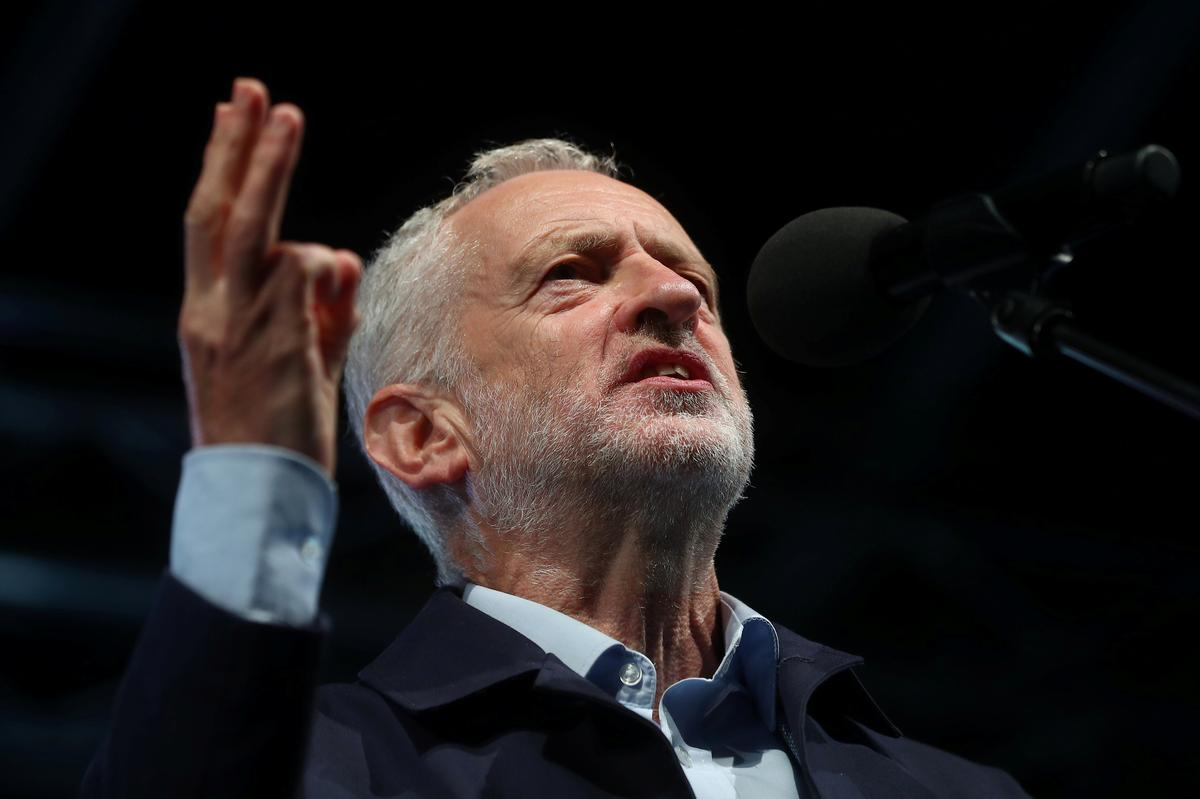 UK opposition Labour plans to give workers a third of seats on company boards