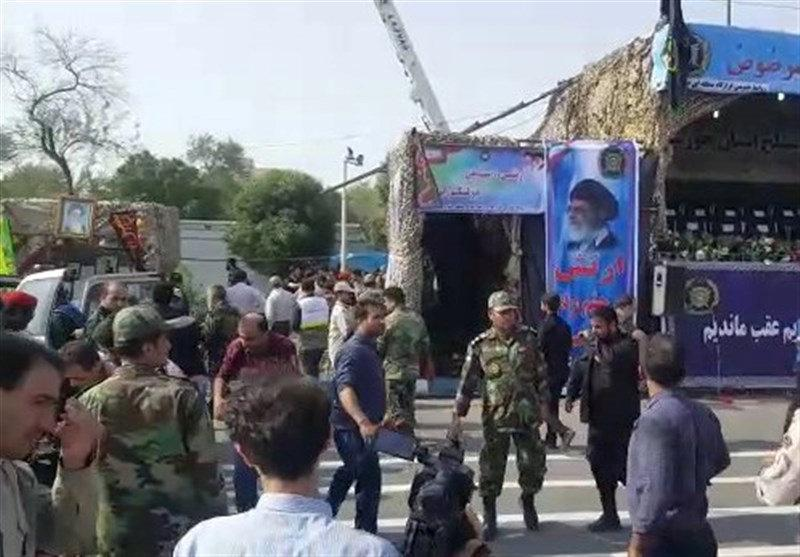 Iran Guards vow vengeance against military parade attackers: statement