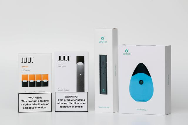 Special Report: Juul copycats flood e-cig market, despite FDA rule
