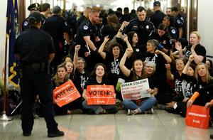 Protests against Brett Kavanaugh