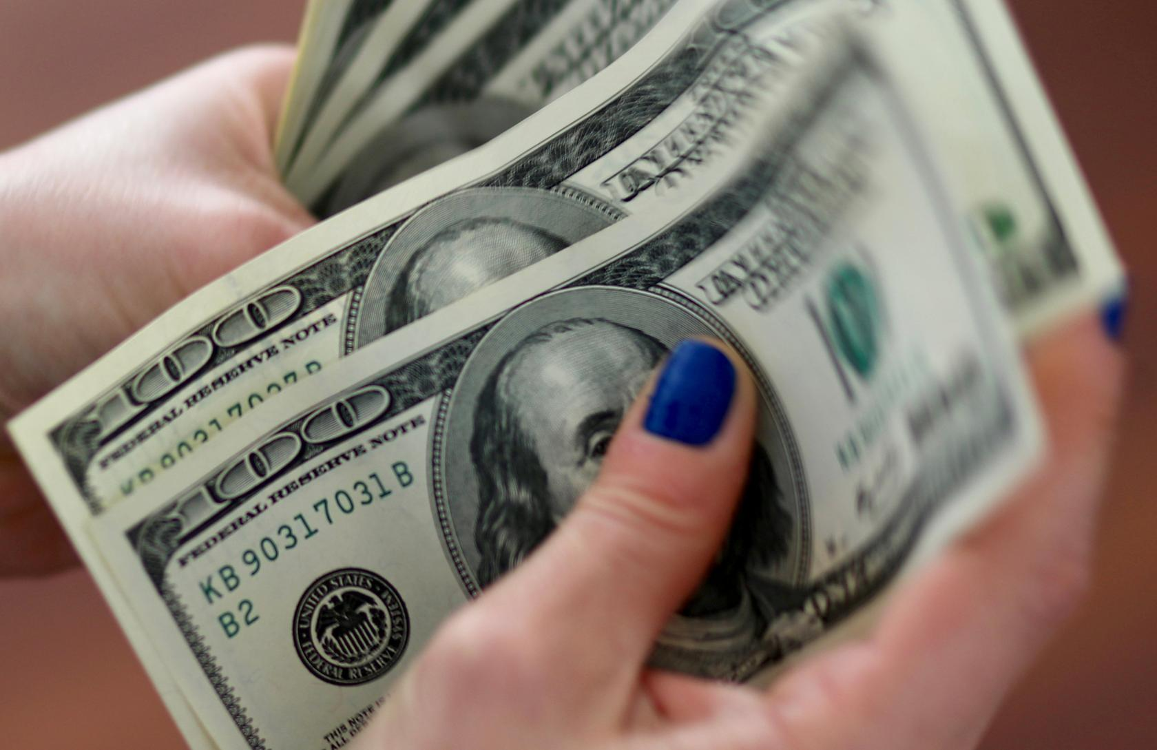 Image result for U.S. Stocks Rise as Dollar Climbs to Two-Week High