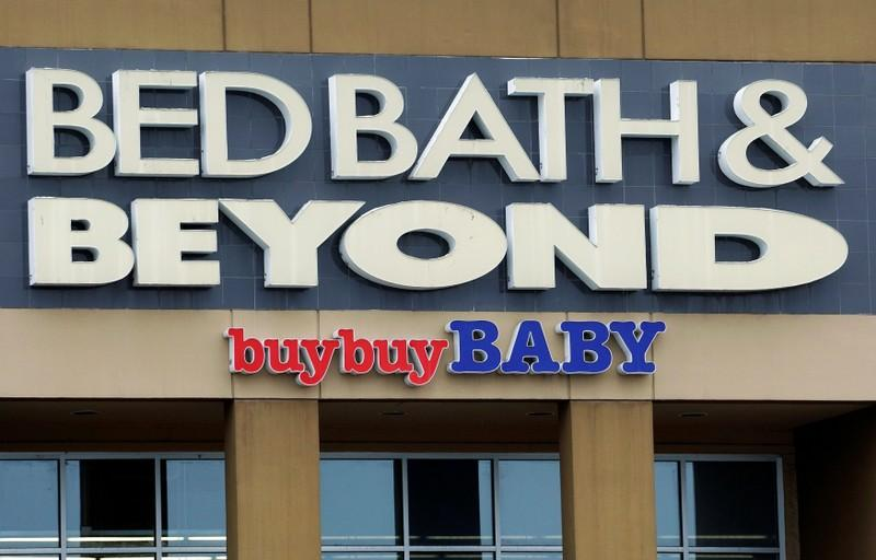 Bed Bath Posts Surprise Fall In Same Store Sales Shares Drop 15
