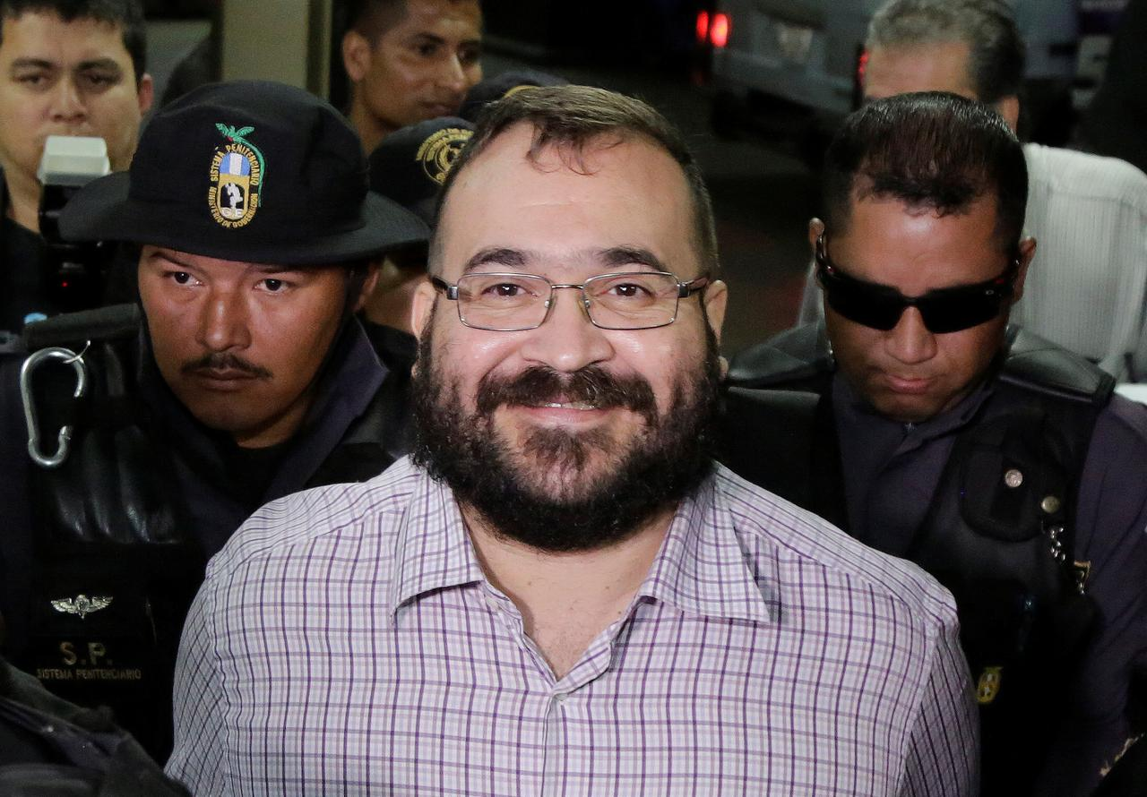 Image result for Former Mexico governor,Duarte,jailed for nine years