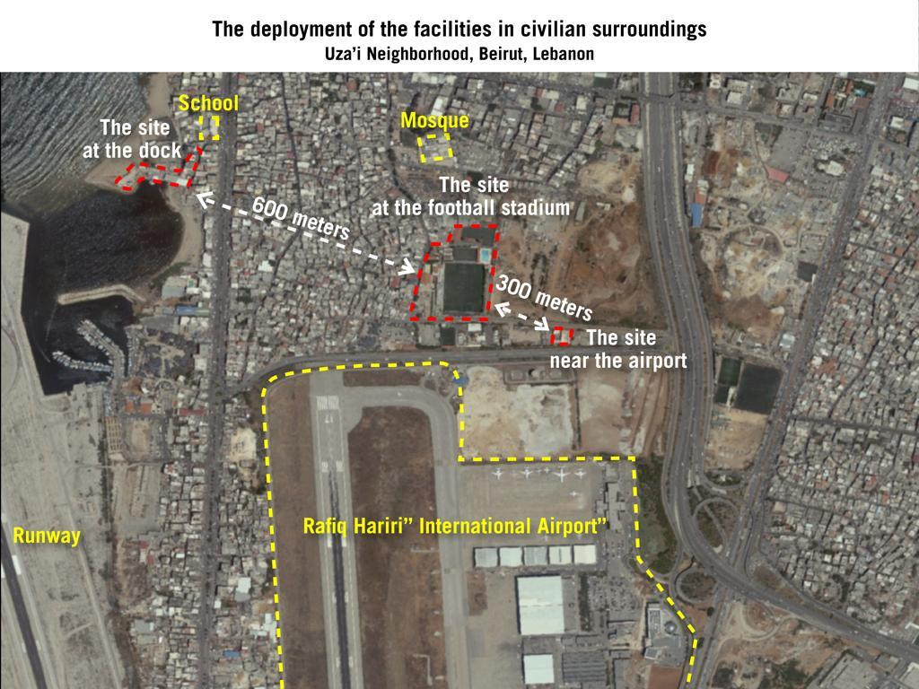 A handout picture released from the Israel Defence Forces on September 27, 2018.  GPO/Handout via Reuters
