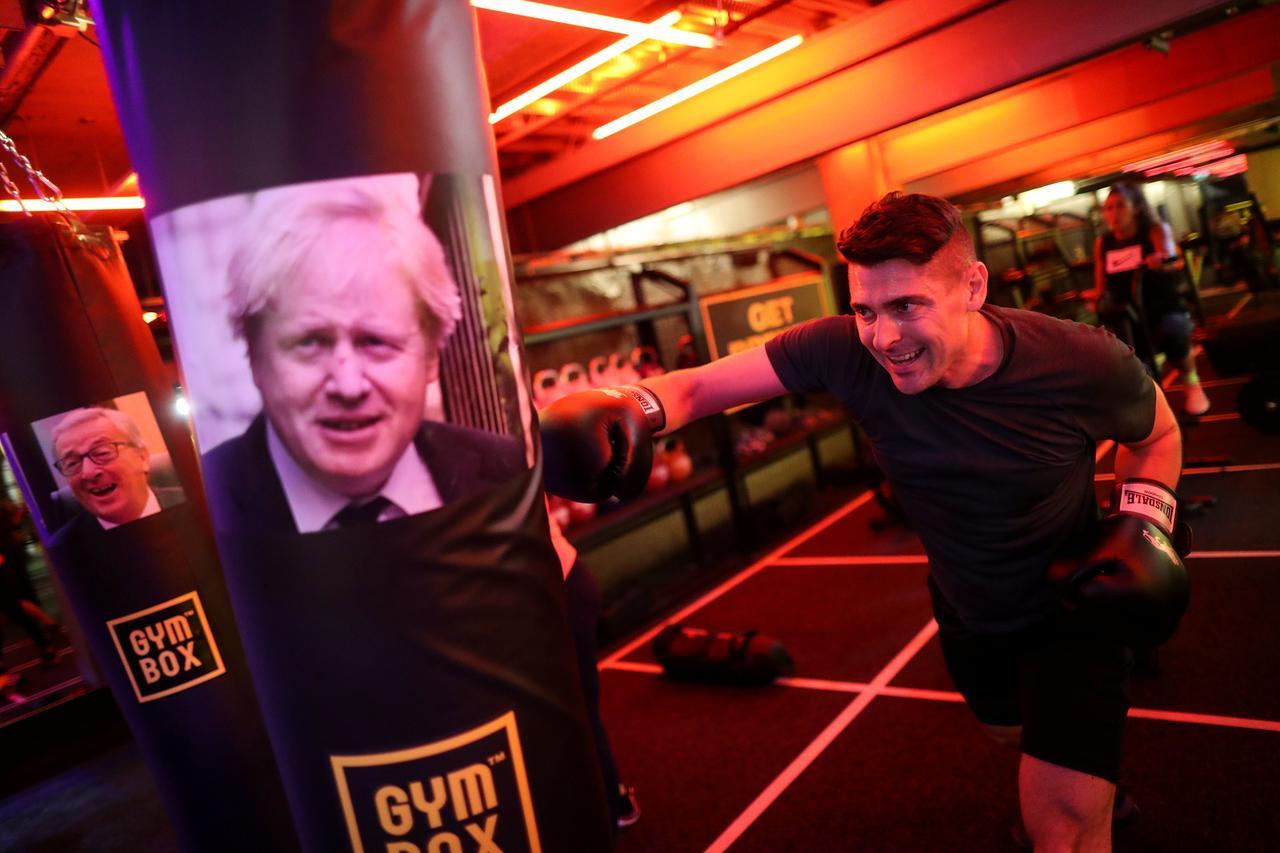 Αποτέλεσμα εικόνας για gym brexit