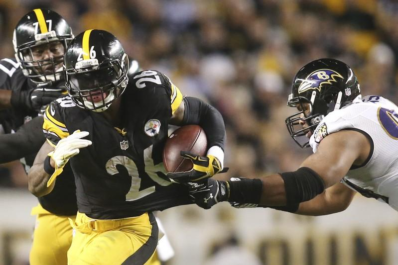 size 40 aac19 e053a Report: Steelers actively shopping Bell - Reuters