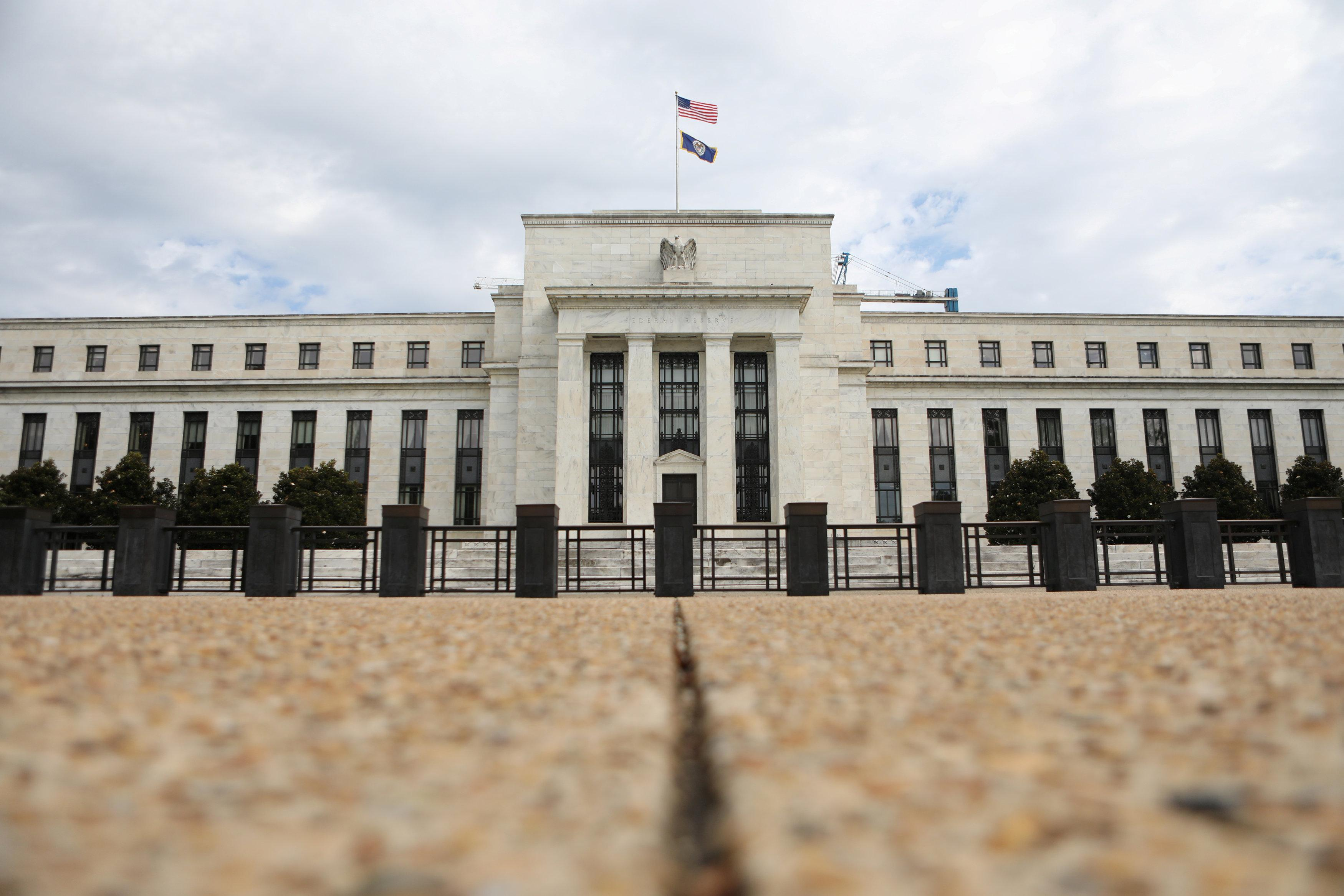 Federal Reserve prepares for next crisis, bets it will begin like...