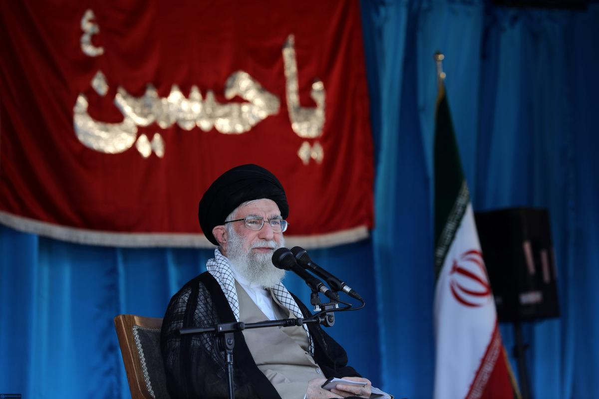 Iran faces sensitive time due to America, economic woes: leader says