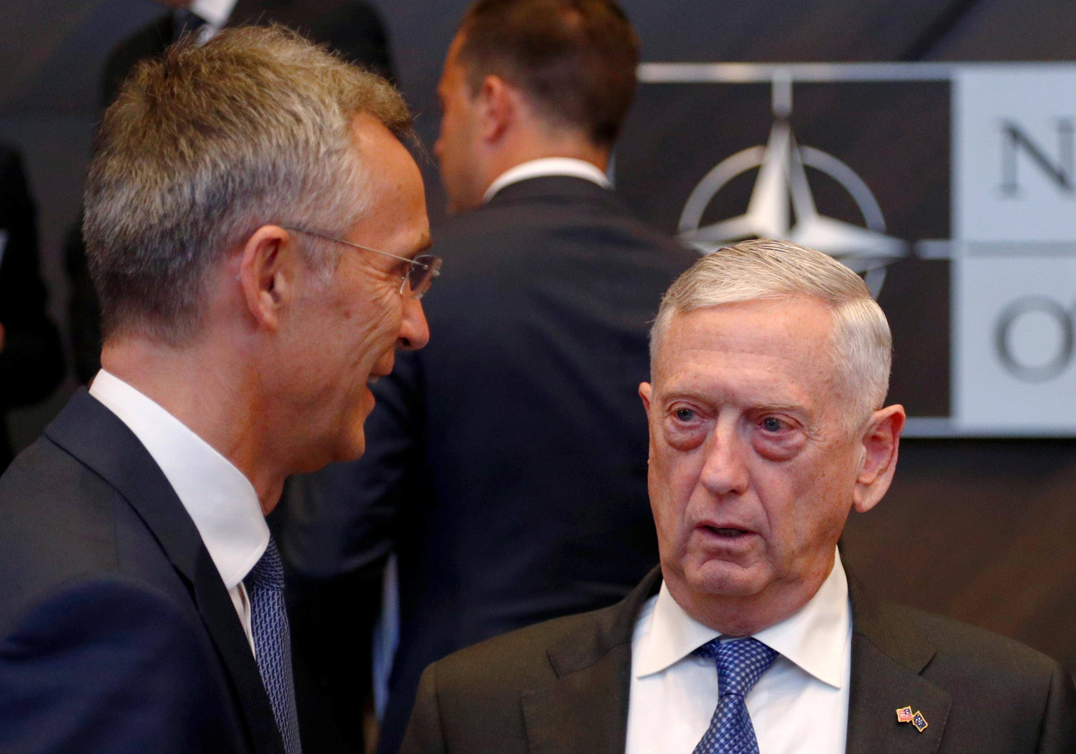 U.S. Defense Secretary says Russian violation of arms control treaty 'untenable'