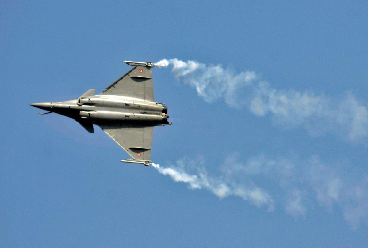 Dassault says it picked Reliance of its own will for Rafale
