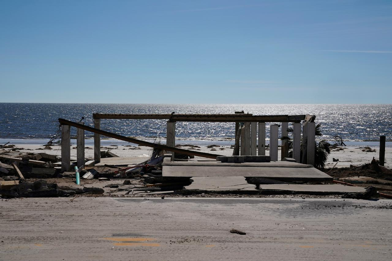 Devastated Mexico Beach Will Be Back But Diffe Mayor