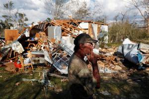 Hurricane Michael devastates Florida Panhandle