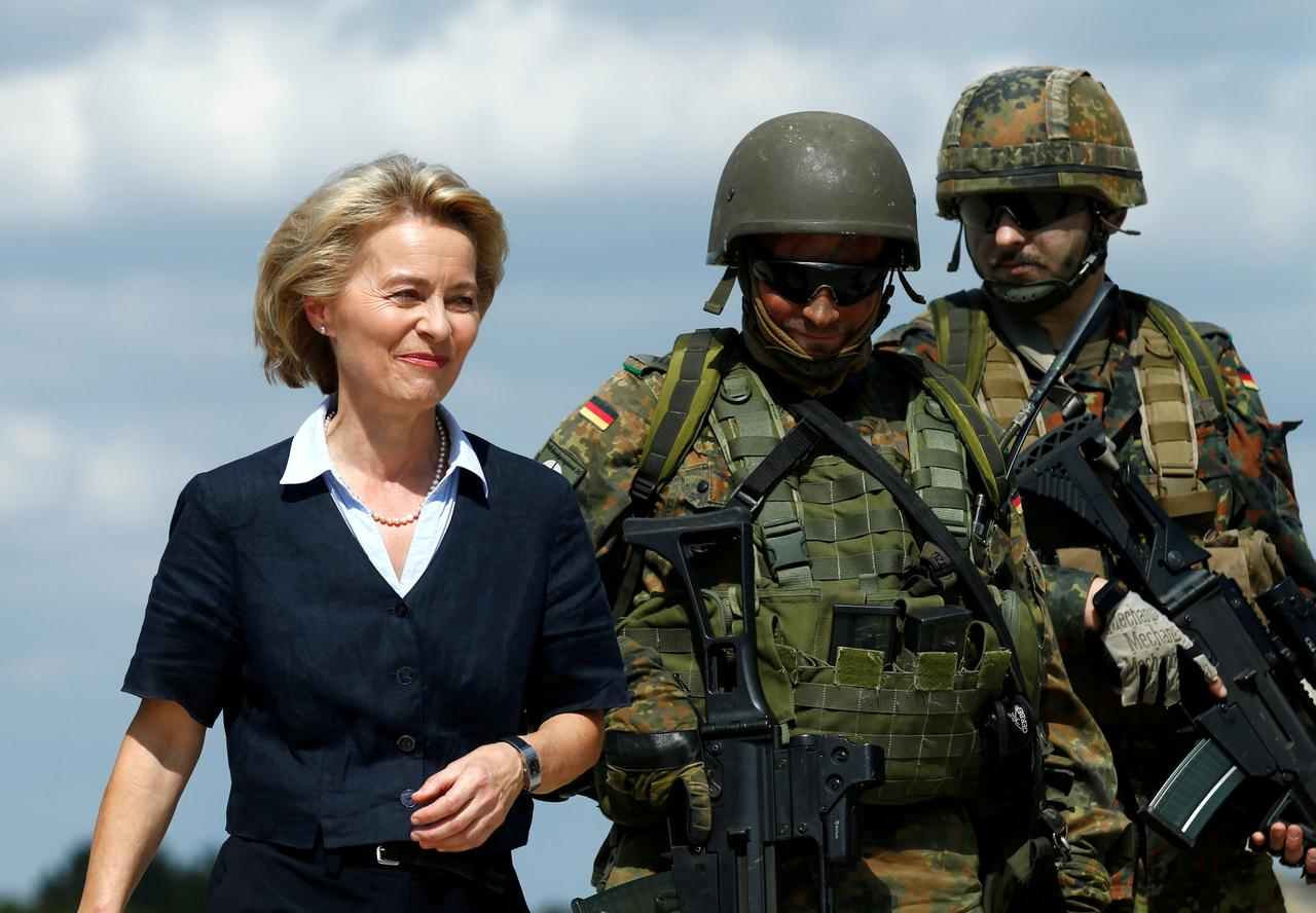German defense ministry orders reforms, inquiry into use of
