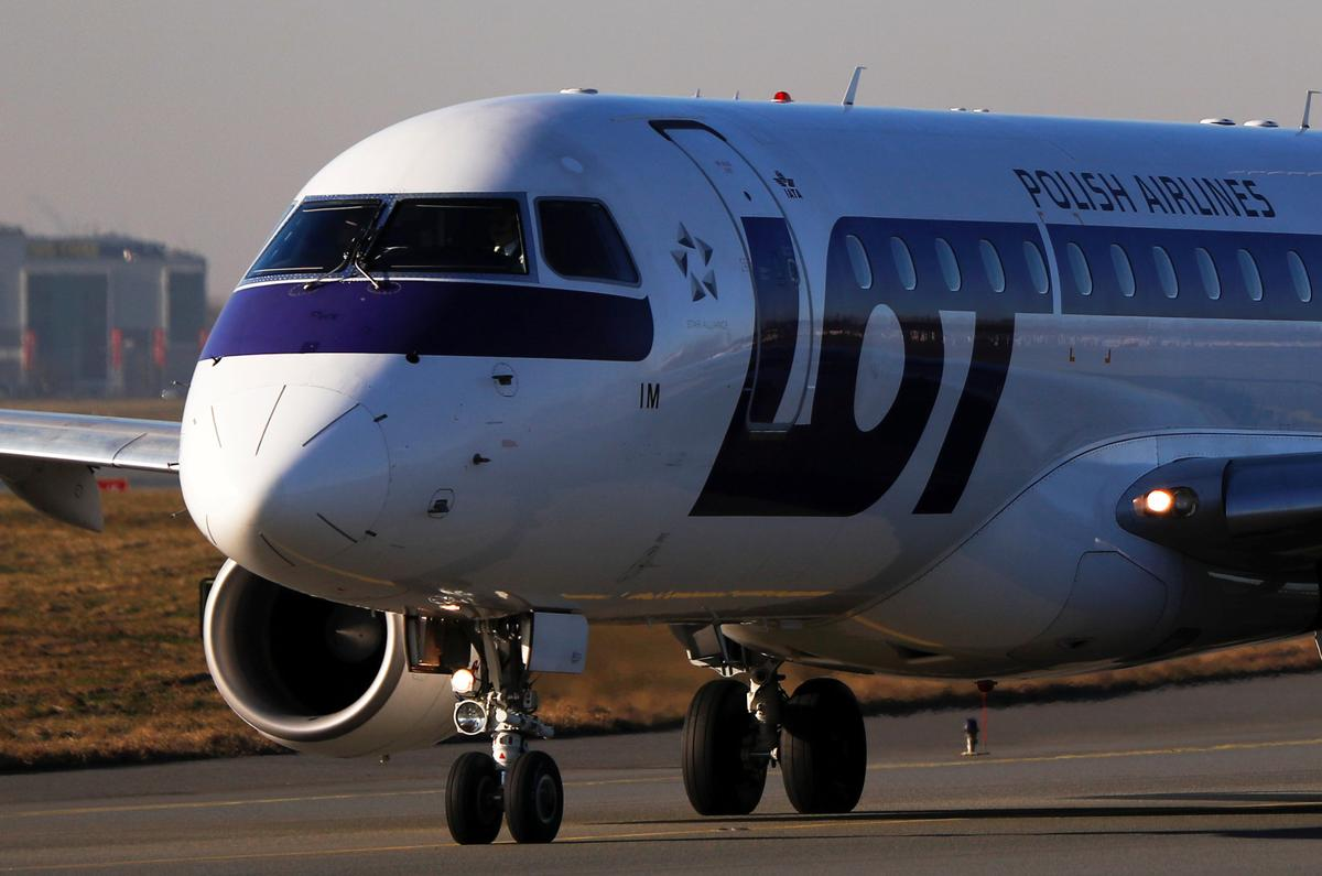 Polish national airline LOT lays off 67 workers over ...