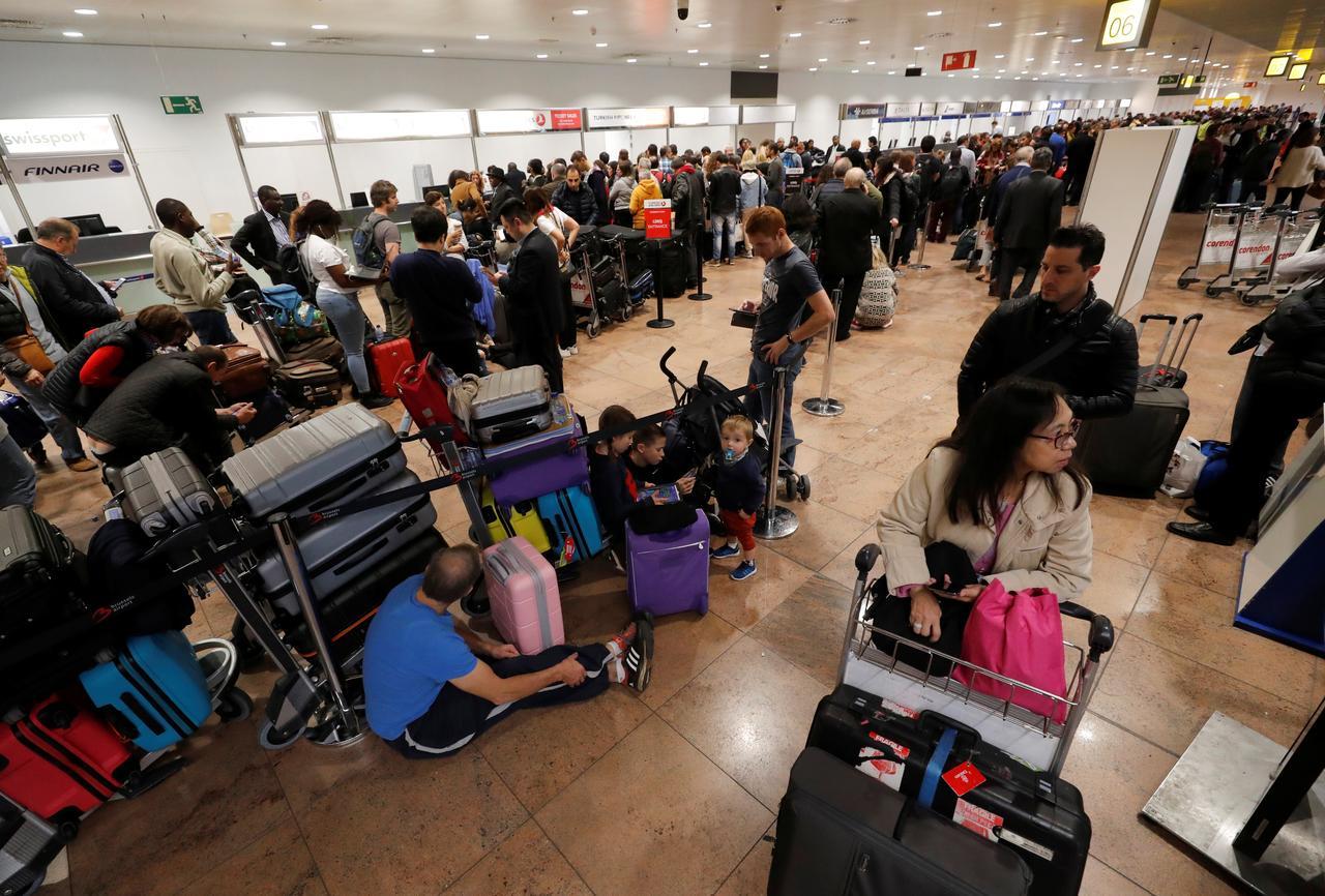 Resultado de imagen para Brussels-Zaventem Airport aviapartner